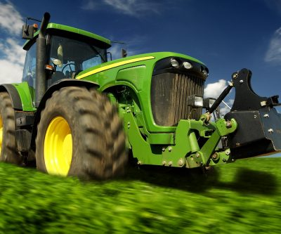 Agricultural and Forestry Vehicles
